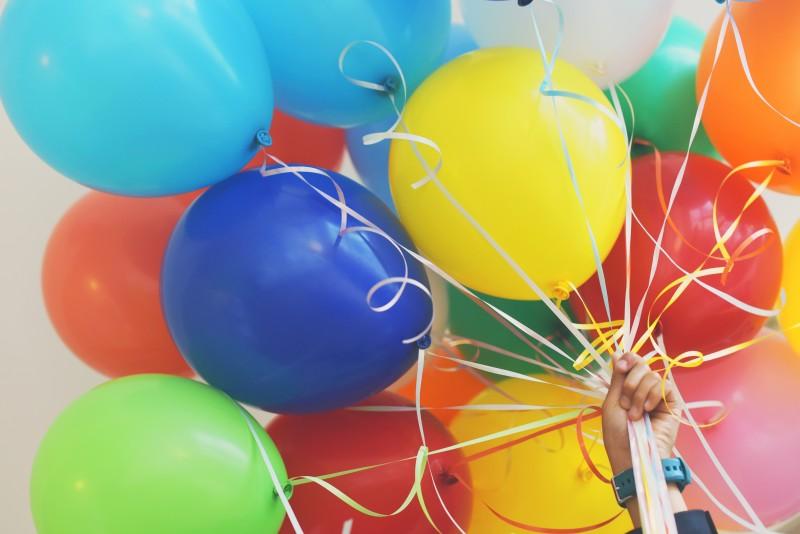 Billige balloner til alle typer festivitas
