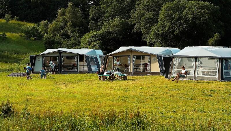 Hold nemt styr på dine ting på campingferien med en trækvogn
