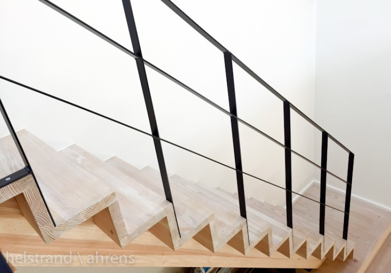 Derfor skal du vælge et trappegelænder i stål
