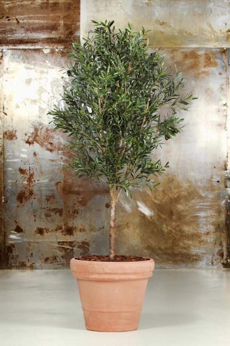 Pift hjemmet op med kunstige oliventræer